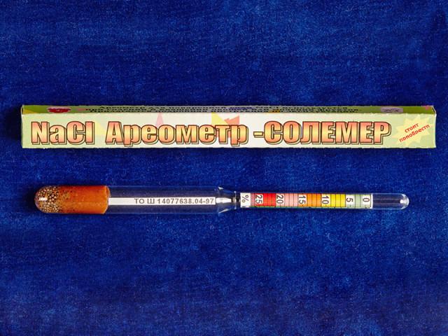 Ареометр для соли (АСл)